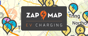3. Map of the Day – Map powered cars (ZAP MAP)